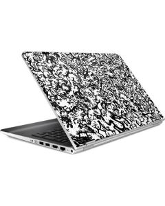 Dissolution - Black HP Pavilion Skin