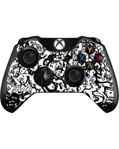 Dissolution - Black Xbox One Controller Skin