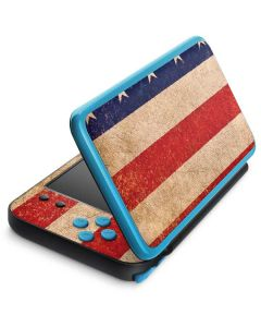 Distressed American Flag 2DS XL (2017) Skin
