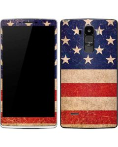 Distressed American Flag G Stylo Skin