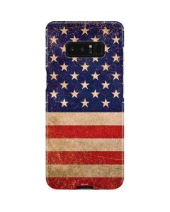 Distressed American Flag Galaxy Note 8 Lite Case