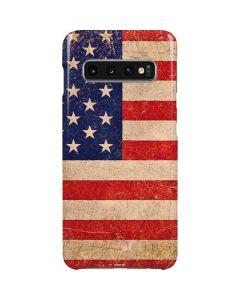 Distressed American Flag Galaxy S10 Lite Case