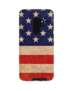 Distressed American Flag Galaxy S9 Plus Pro Case