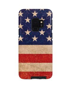 Distressed American Flag Galaxy S9 Pro Case