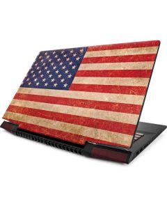Distressed American Flag Lenovo Ideapad Skin