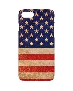 Distressed American Flag iPhone 8 Lite Case