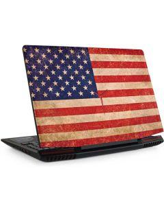 Distressed American Flag Legion Y720 Skin