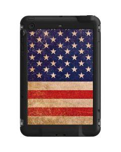 Distressed American Flag LifeProof Fre iPad Mini 3/2/1 Skin