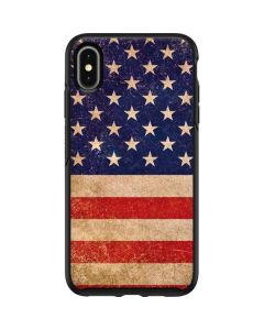 Distressed American Flag Otterbox Symmetry iPhone Skin