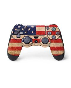 Distressed American Flag PS4 Controller Skin