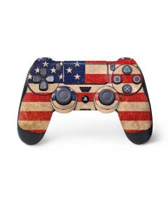 Distressed American Flag PS4 Pro/Slim Controller Skin