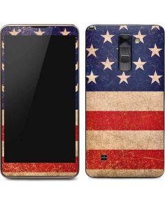 Distressed American Flag Stylo 2 Skin