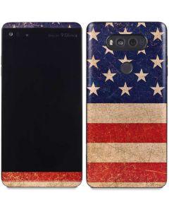 Distressed American Flag V20 Skin