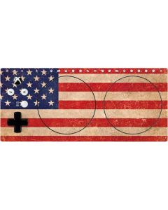 Distressed American Flag Xbox Adaptive Controller Skin
