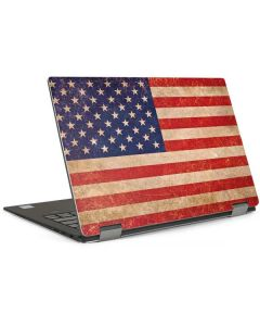 Distressed American Flag Dell XPS Skin
