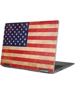 Distressed American Flag Yoga 710 14in Skin
