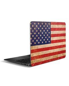 Distressed American Flag Zenbook UX305FA 13.3in Skin