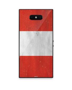 Distressed Austria Flag Razer Phone 2 Skin