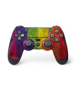 Distressed Rainbow Flag PS4 Pro/Slim Controller Skin