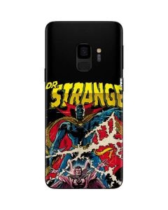 Doctor Strange Hail The Master Galaxy S9 Skin