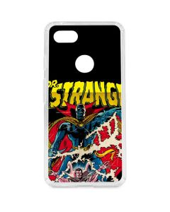 Doctor Strange Hail The Master Google Pixel 3 XL Clear Case
