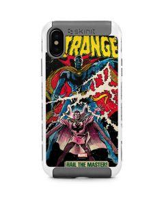Doctor Strange Hail The Master iPhone X/XS Cargo Case
