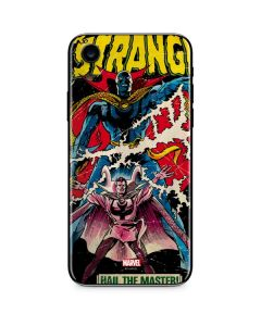 Doctor Strange Hail The Master iPhone XR Skin