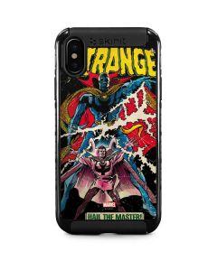 Doctor Strange Hail The Master iPhone XS Cargo Case