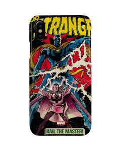 Doctor Strange Hail The Master iPhone XS Lite Case