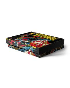 Doctor Strange Hail The Master Xbox One X Console Skin