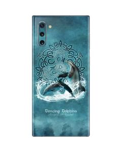 Dolphin Celtic Knot Galaxy Note 10 Skin