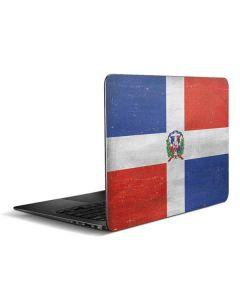 Dominican Republic Flag Distressed Zenbook UX305FA 13.3in Skin