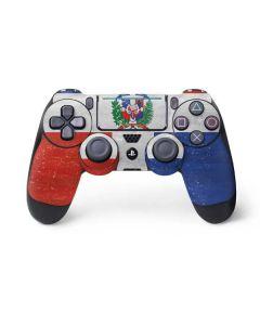 Dominican Republic Flag Faded PS4 Pro/Slim Controller Skin