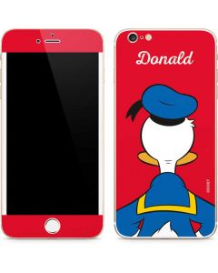 Donald Duck Backwards iPhone 6/6s Plus Skin