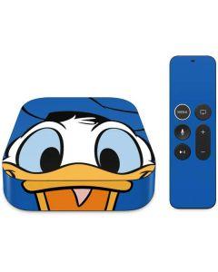 Donald Duck Up Close Apple TV Skin