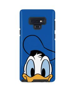 Donald Duck Up Close Galaxy Note 9 Pro Case