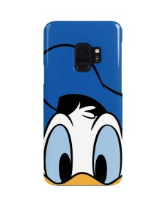 Donald Duck Up Close Galaxy S9 Lite Case