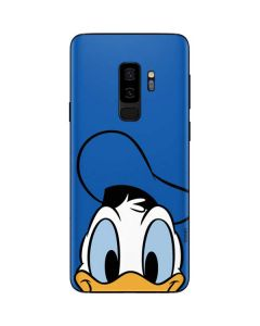 Donald Duck Up Close Galaxy S9 Plus Skin