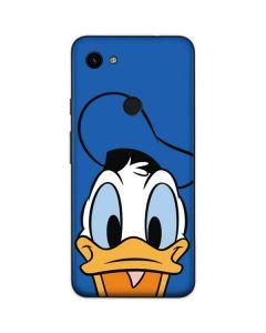Donald Duck Up Close Google Pixel 3a Skin