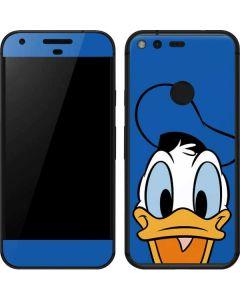 Donald Duck Up Close Google Pixel Skin