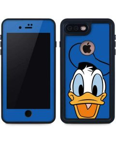 Donald Duck Up Close iPhone 7 Plus Waterproof Case