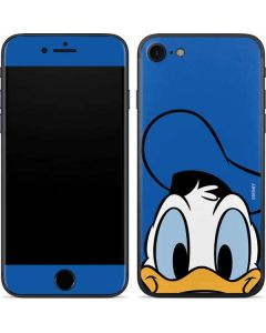 Donald Duck Up Close iPhone 7 Skin