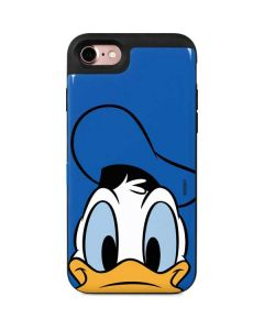 Donald Duck Up Close iPhone 7 Wallet Case