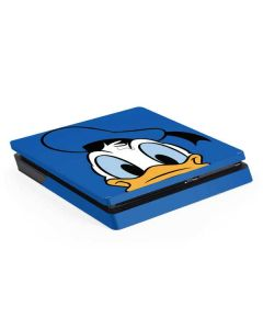 Donald Duck Up Close PS4 Slim Skin