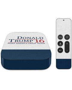 Donald Trump 2016 Apple TV Skin