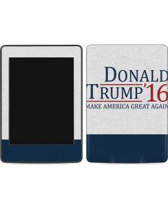 Donald Trump 2016 Amazon Kindle Skin