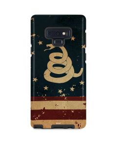 Dont Tread On Me American Flag Galaxy Note 9 Pro Case