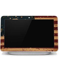Dont Tread On Me American Flag Google Home Hub Skin