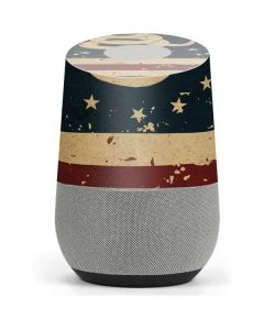 Dont Tread On Me American Flag Google Home Skin