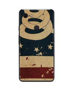 Dont Tread On Me American Flag Google Pixel 3 XL Skin